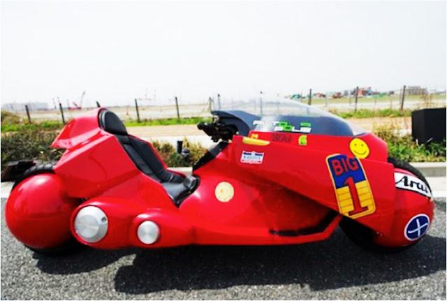 mẫu xe Akira