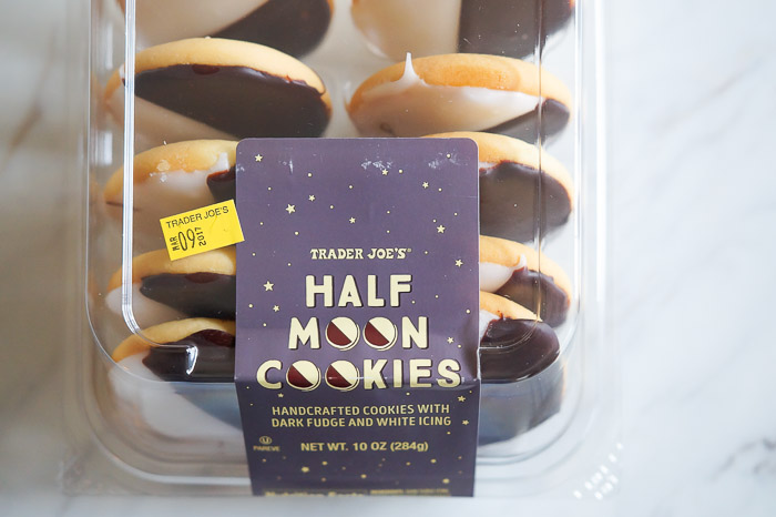 Trader Joe's Half Moon Cookies review
