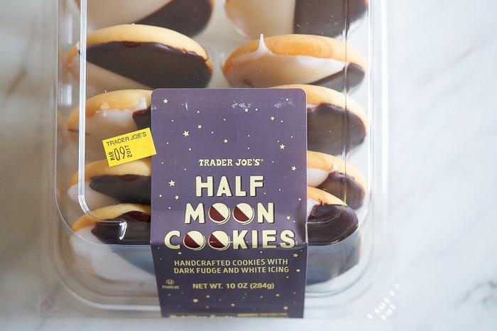 Trader Joe's Half Moon Cookies review
