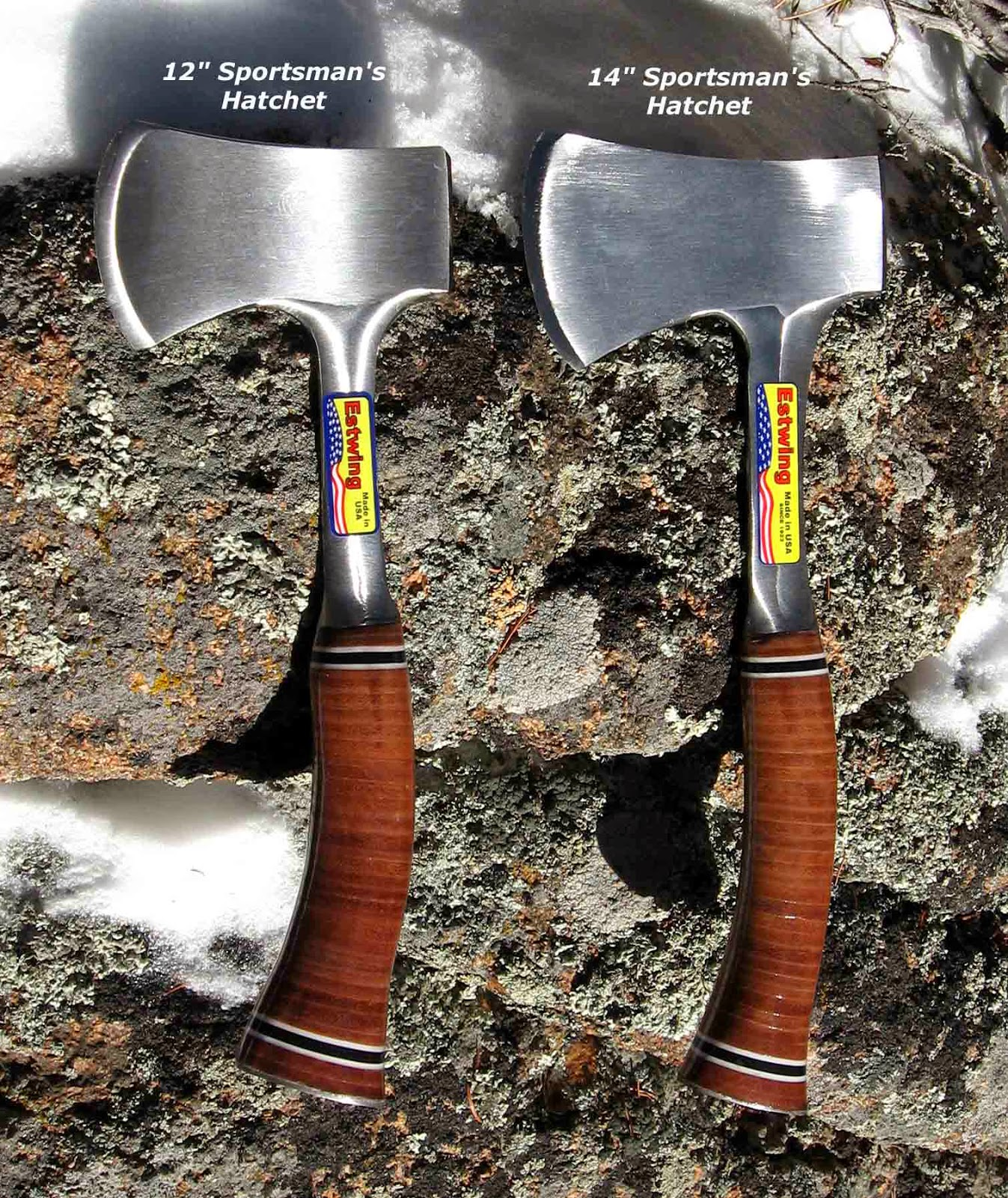 Contemporary Makers: Tomahawk and Hatchet Forged by Barry ...  |Hatchet