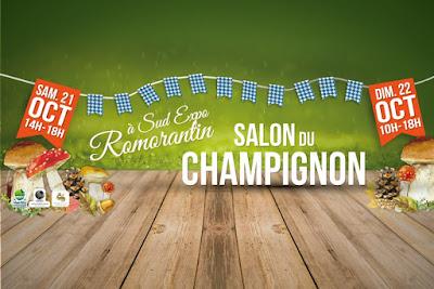 le Salon du Champignon Romorantin 2017