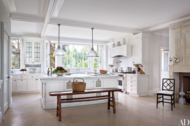 All in the Detail stunning traditional kitchens