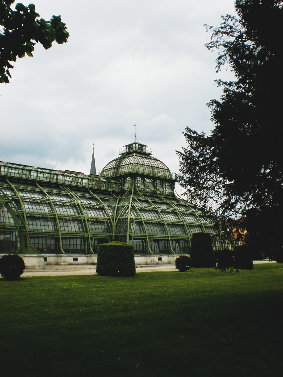 Ogrody Schönbrunn