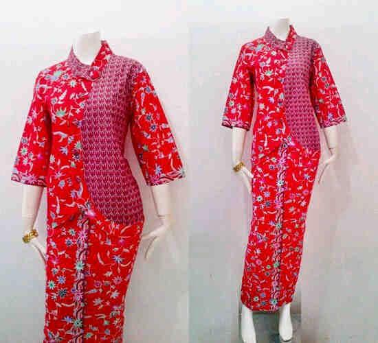 Toko Baju Batik Solo: Model Baju Batik Modern RnB Tamara Series