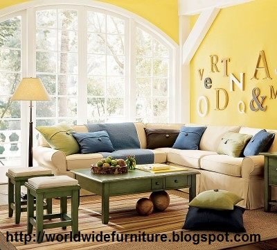 Pottery Barn Living Room Design ~ Furniture Gallery