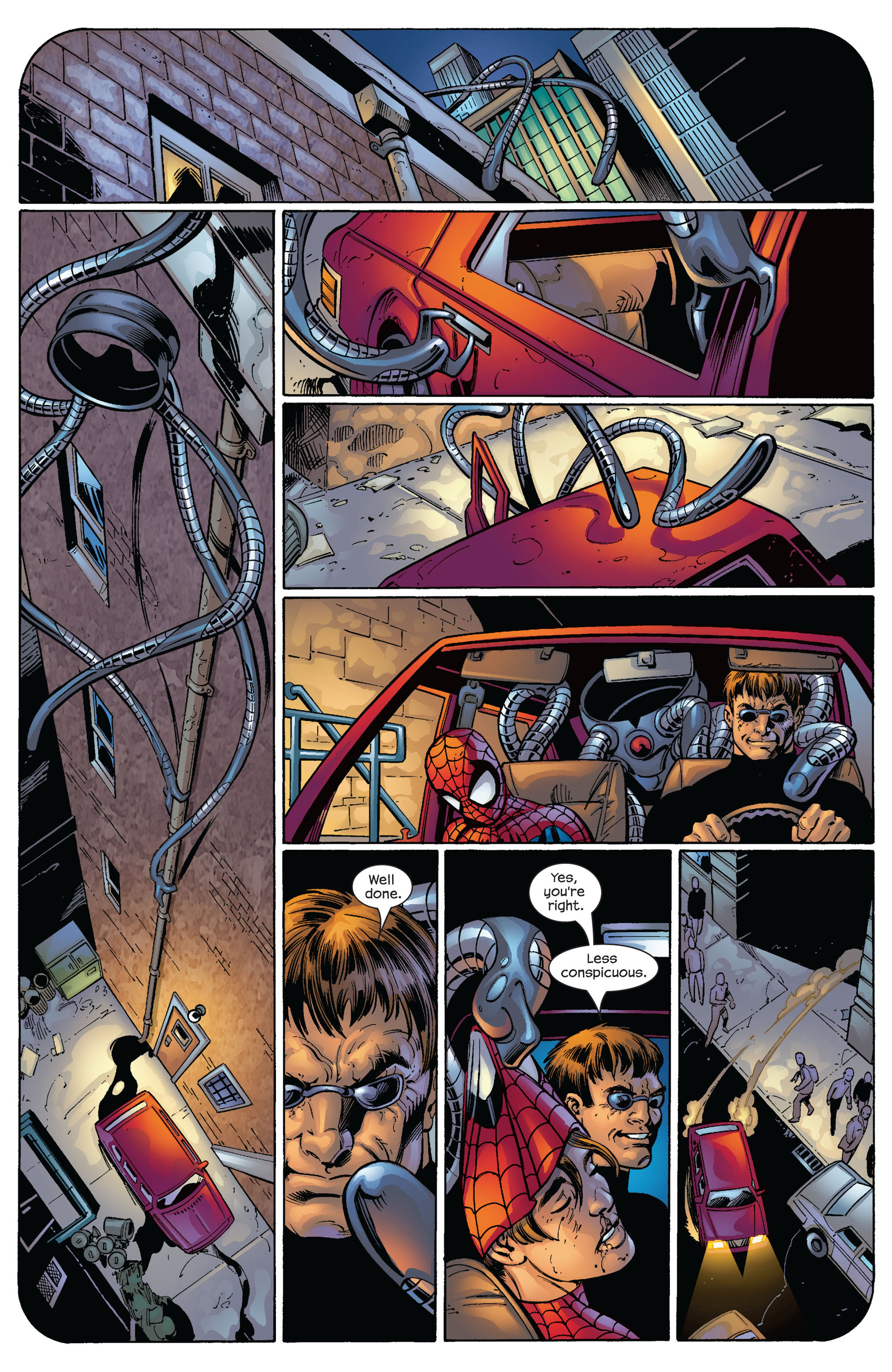 Read online Ultimate Spider-Man (2000) comic -  Issue #57 - 13