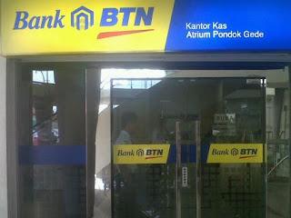 Lokasi ATM Bank BTN Yang Ada di JAKARTA