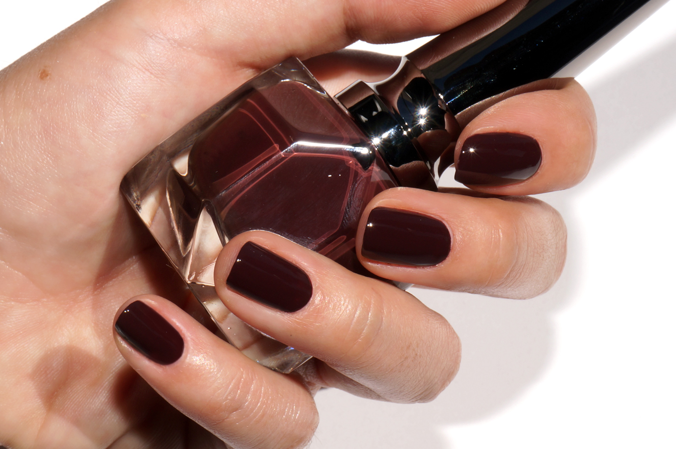 buy popular 560cd ffaa7 Christian Louboutin The Noirs Nail Colors for Fall 2016 ...