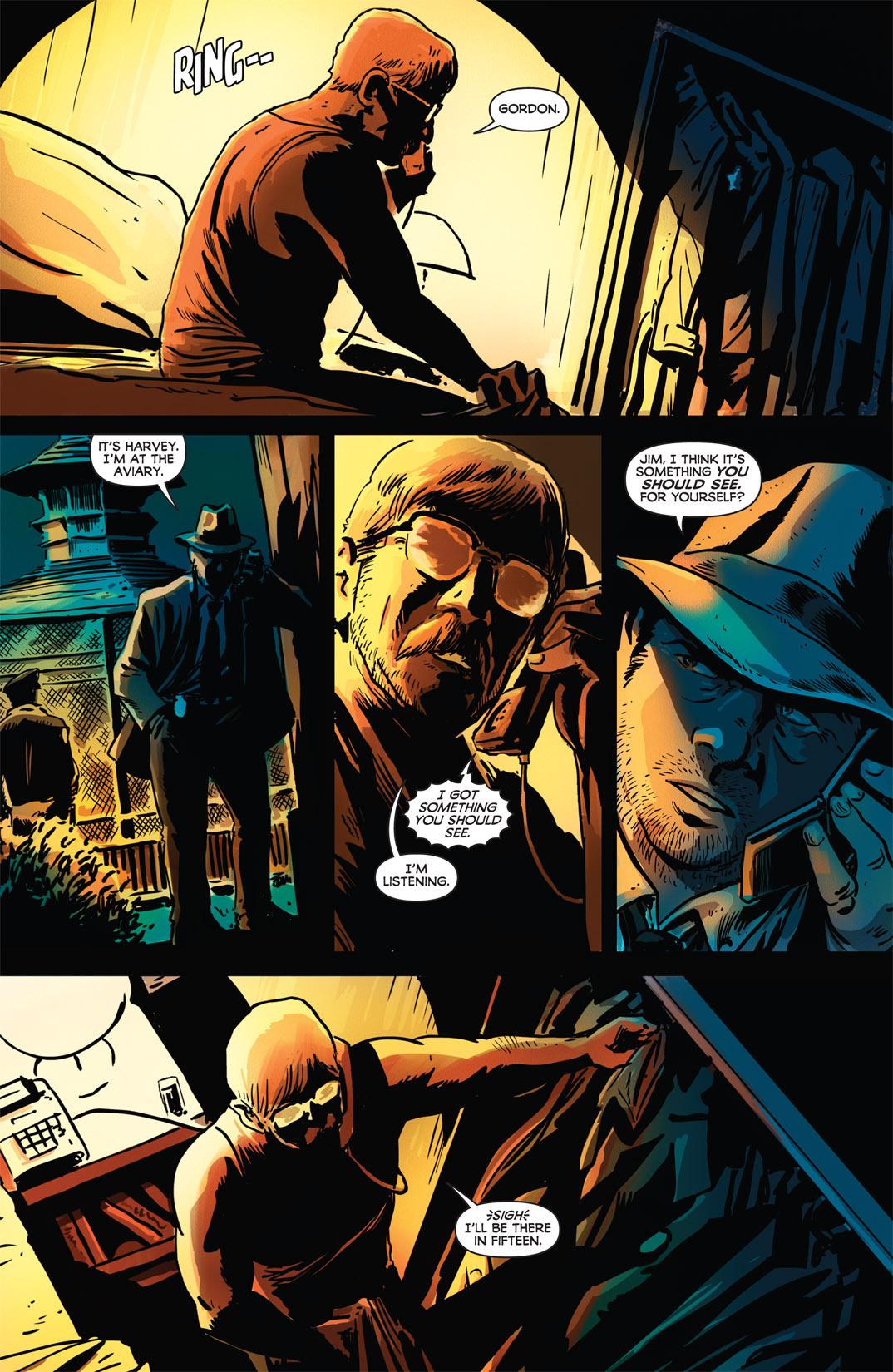 Detective Comics (1937) 871 Page 22