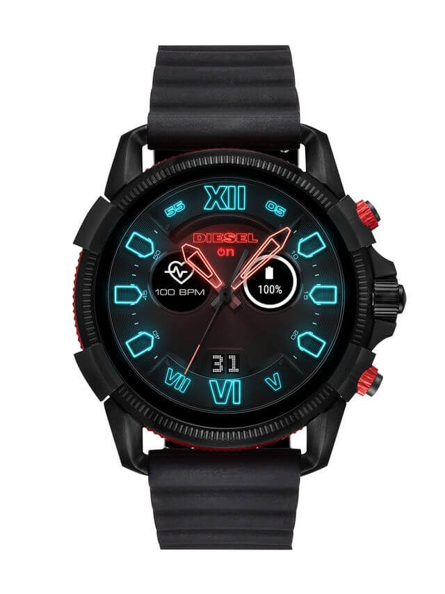 Diesel Launches Full Guard 2.5 Smartwatch