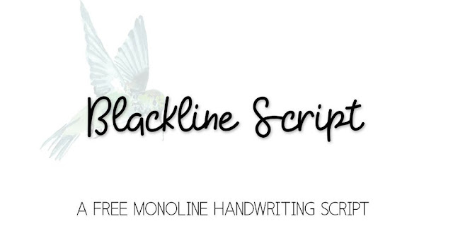 Kumpulan Font Script Gratis