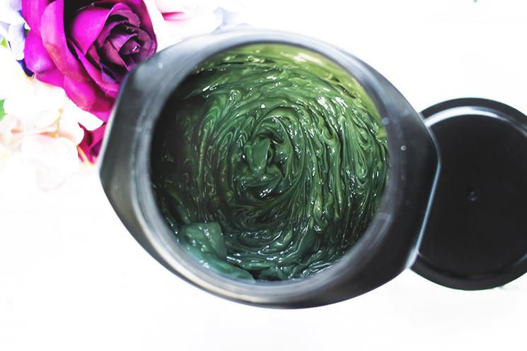 Vatika maska z czarnuszką do mycia kręconych włosów