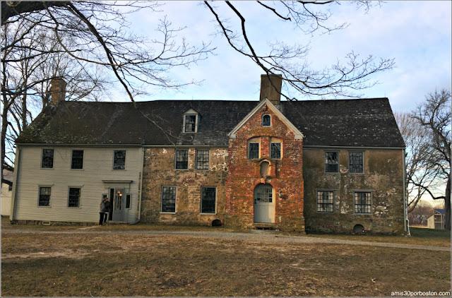 Roger Spencer Peirce Little Farm House