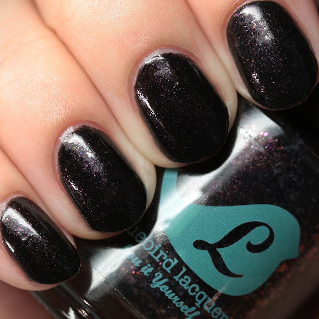 Bluebird Lacquer You Have Goth to Be Kidding Me