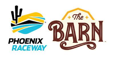 The Barn, an Entertainment Space at Phoenix Raceway