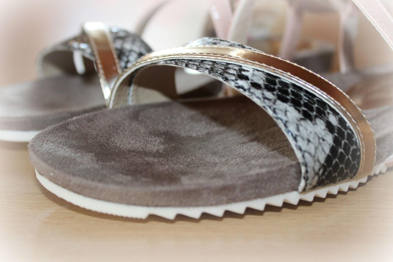 sehr bequeme sandalen