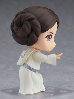 "Nendoroid Princesa Leia de ""Star Wars"" - Good Smile Company"