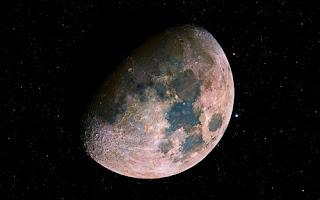 Como a Lua se formou: Novas eideias e evidências sobre a formação da Lua