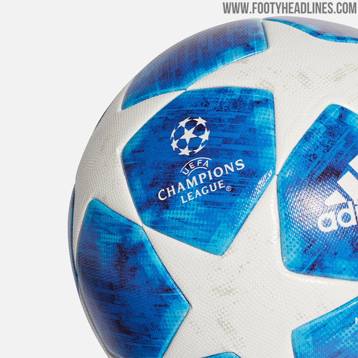 89347ee8de  All-New  Adidas 2018-19 Champions League Ball Released - Footy ...