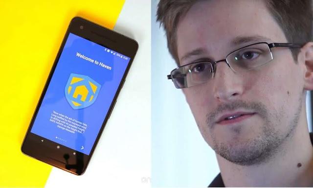 المسرب الشهير Edward Snowden يطلق تطبيق خطير