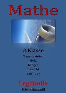 Geld Längen Gewicht Zeit Mathematik 3.Klasse PDF