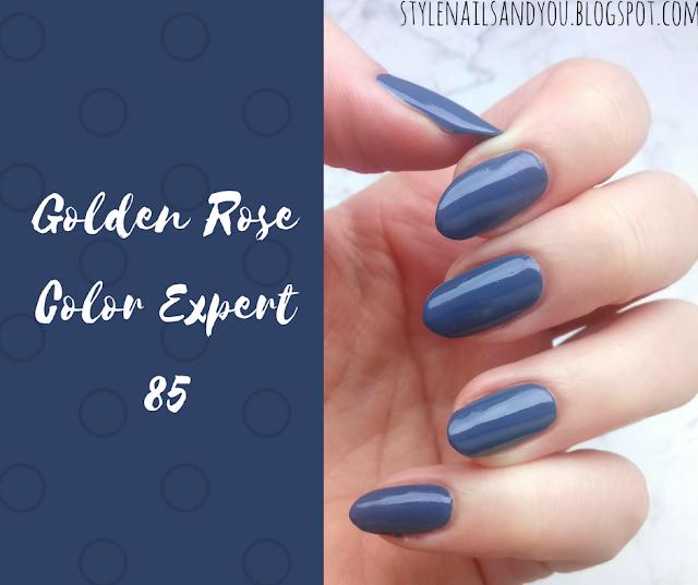Golden Rose Color Expert 85