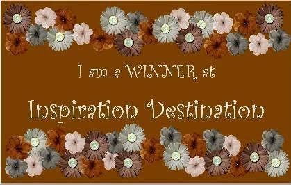 I'm a winner at Inspiration Destination - Challenge n. 20