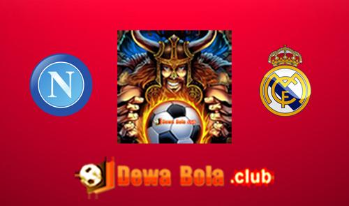 Prediksi Napoli VS Real Madrid 8 Maret 2017