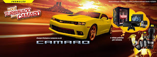 Promoção Vulcano - Você Turbinado Com Camaro!
