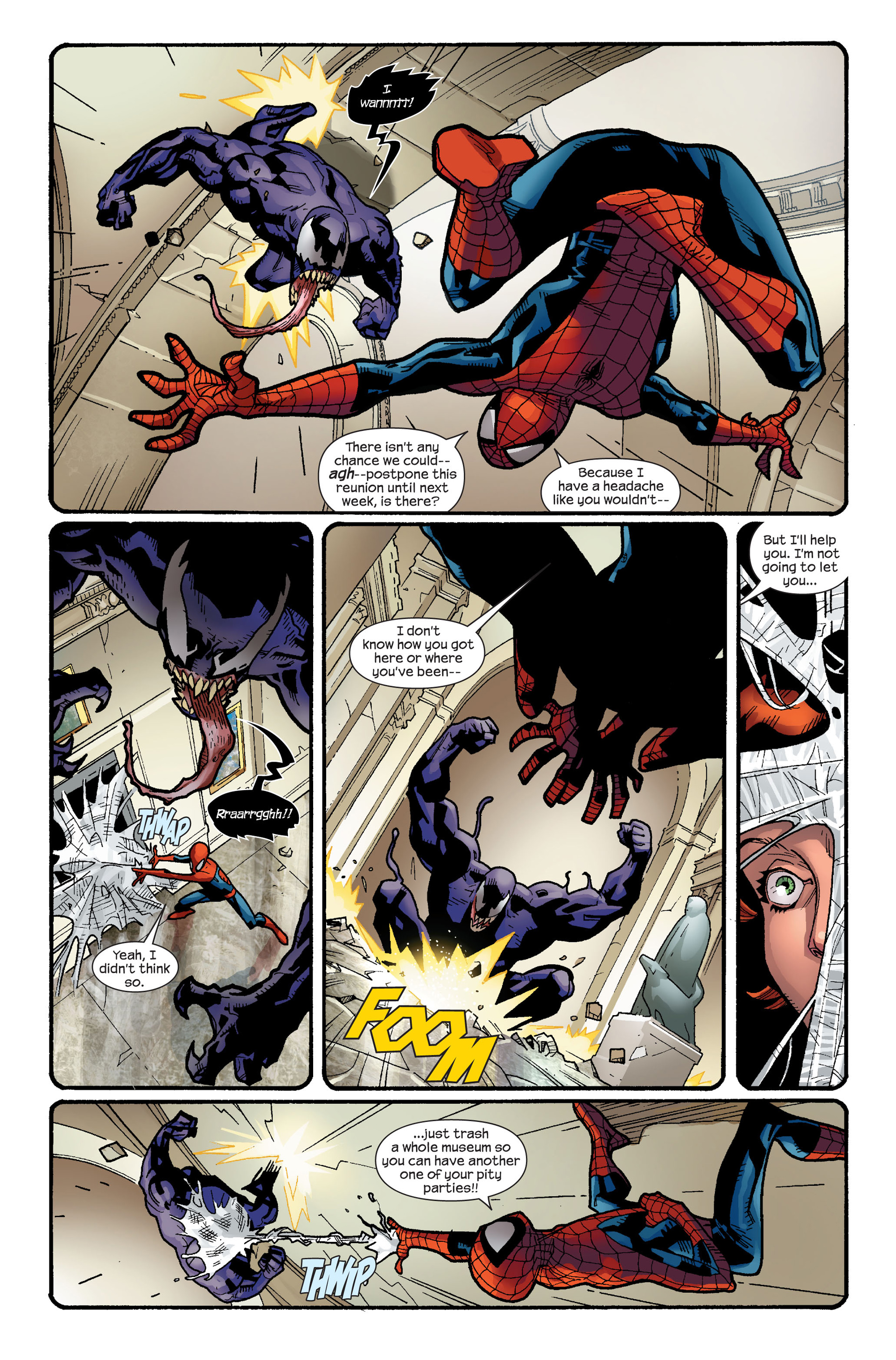 Read online Ultimate Spider-Man (2000) comic -  Issue #123 - 21