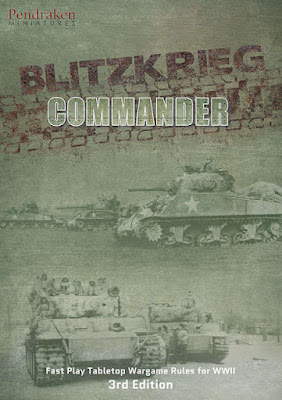 Blitzkrieg Commander News from Pendraken Miniatures