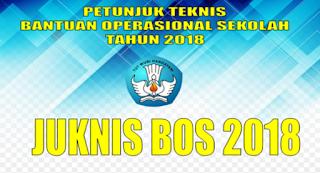 Download Juknis BOS 2018 Pdf terbaru