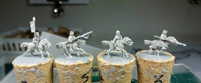 Kickstarter, 10mm 13th Century Baronial Miniatures from Apocalypse Miniatures