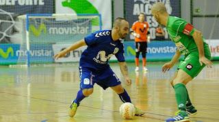 El fútbol sala seguirá estando patrocinado por Movistar.