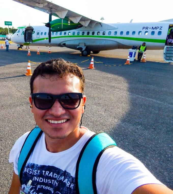 Apaixonado por aviação, empresário de Santarém participa da 4ª edição do Spotter Day