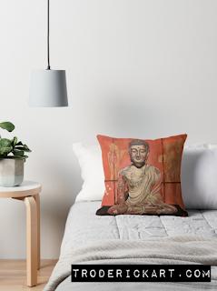 Custom Art Throw Pillows by Tom Roderick