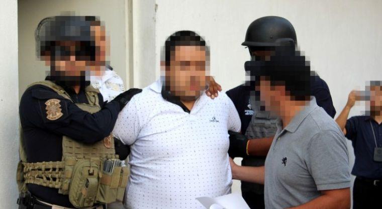 """""""El Cabezas"""" aliado del cenizo; acusado por extorsión."""