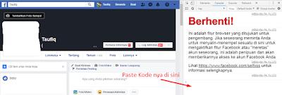 Tutorial Menghapus Teman Facebook Secara Otomatis 2