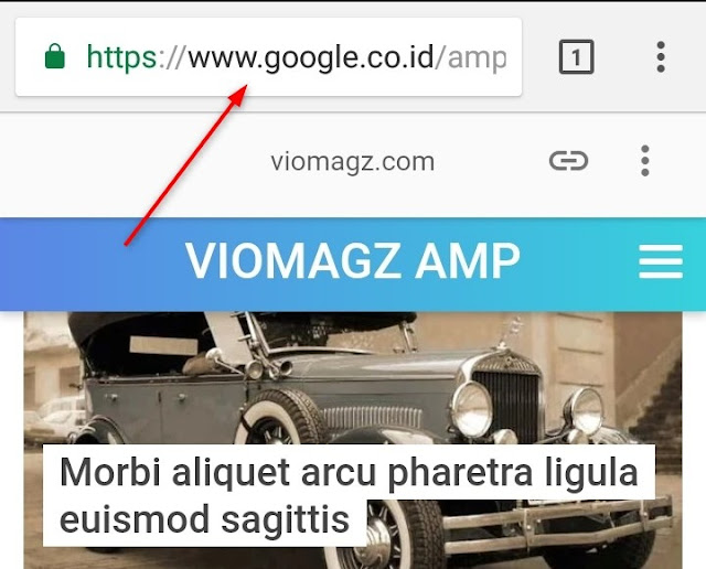Link Download Viomagz AMP Version