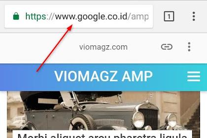 Download Viomagz AMP Version
