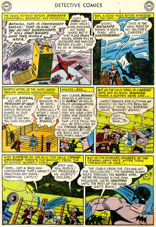 Read online Detective Comics (1937) comic -  Issue #178 - 11