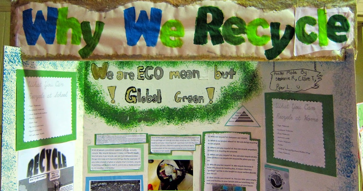 "EcoFriendly Sask: ""We are Eco Mean but Global Green ...