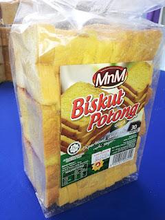 biskut potong gula