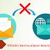Jenis File Yang Tidak Bisa Dilampirkan Kirim Melalui Email