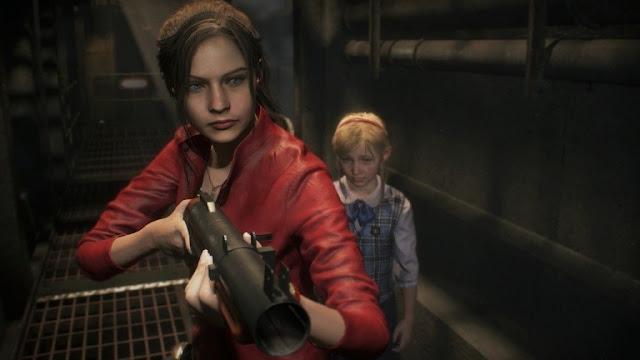 كابكوم تستعرض المزيد من التفاصيل حول لعبة Resident Evil 2 وذلك عبر خمسة عروض بالفيديو ، لنشاهد من هنا ..