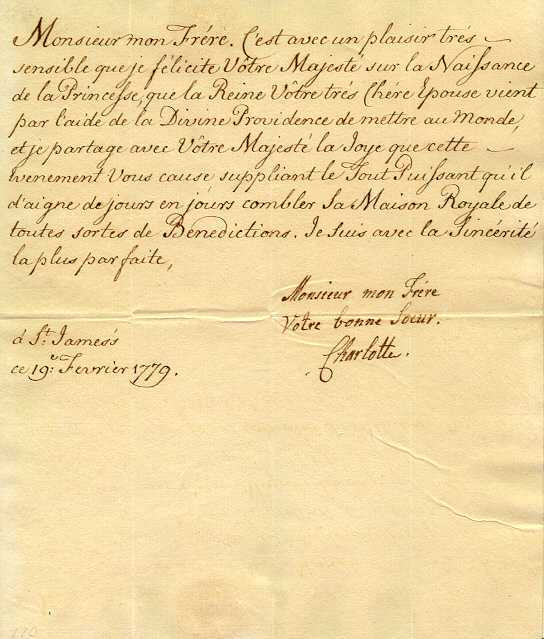 letter to king george iii Petition to king george iii, 1774 (page two with delegates' signatures) title: petition to king george iii, first continental congress, 1774 author.