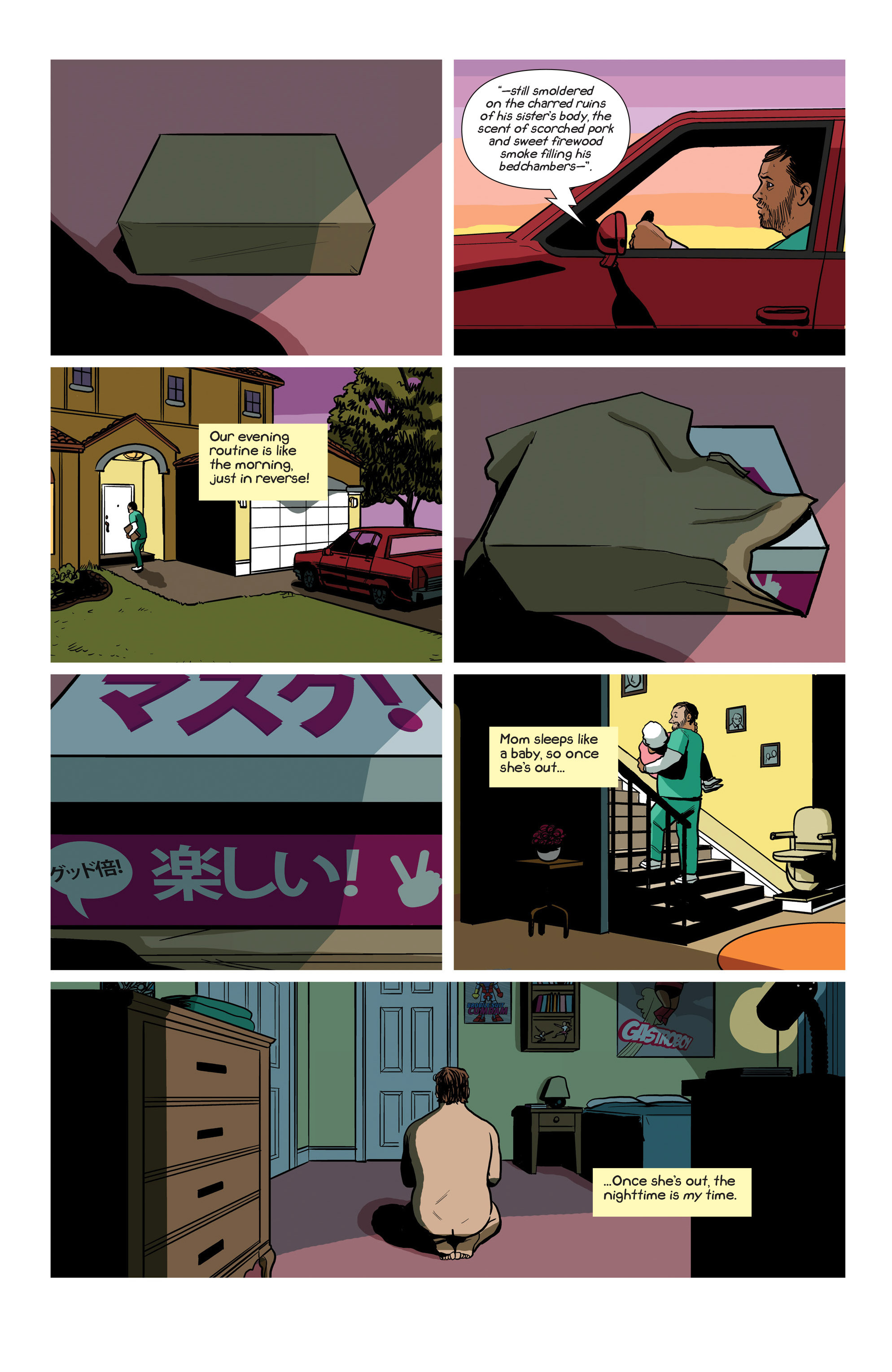 Read online Sex Criminals comic -  Issue #11 - 7