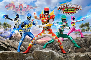 Power Rangers Dino Super Charge Episode 01-20 [END] MP4 Subtitle Indonesia