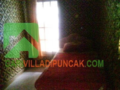 Kamar Tidur Villa