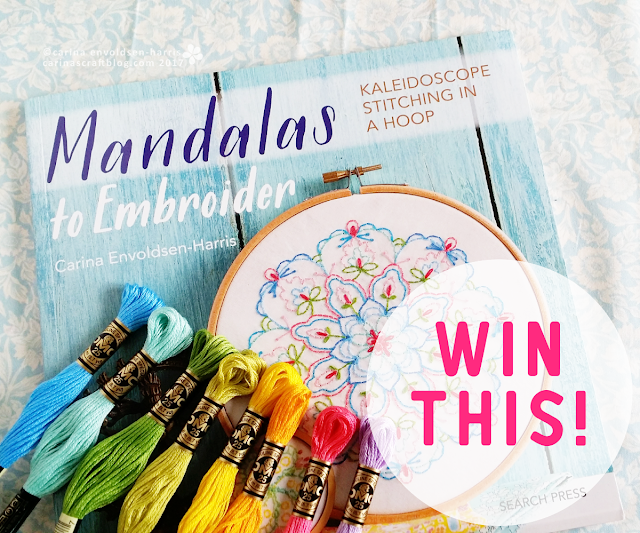 Mandalas Review And Giveaway